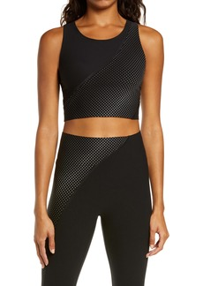 SPANX® Every.Wear Reflective Crop Top