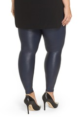 Spanx Spanx 174 Faux Leather Leggings Plus Size Casual Pants