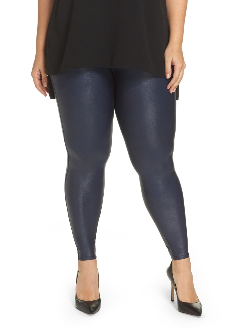 12a7bd6d52f Spanx SPANX® Faux Leather Leggings (Plus Size)
