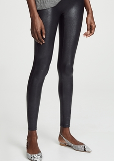 SPANX Faux Leather Pebbled Leggings