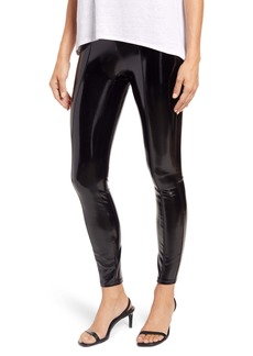 SPANX® Faux Patent Leather Leggings