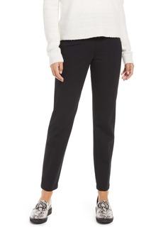 SPANX® High Waist Straight Leg Ponte Pants