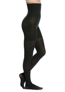 Spanx High-Waisted Mid-Thigh Shaping Tights