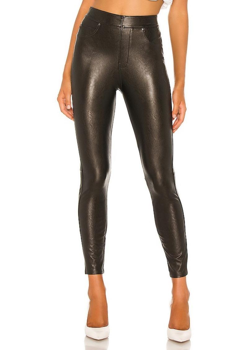 SPANX Like Leather Skinny Pant