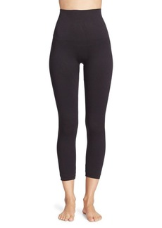 Spanx Plus Look At Me Now Cropped Leggings