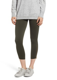 SPANX® Look at Me Now Seamless Crop Leggings