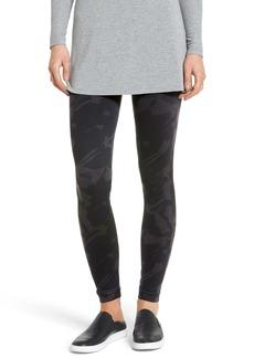 SPANX® Look At Me Now Seamless Print Leggings
