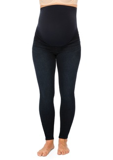 SPANX® Mama Ankle Jean-ish Seamless Maternity Leggings