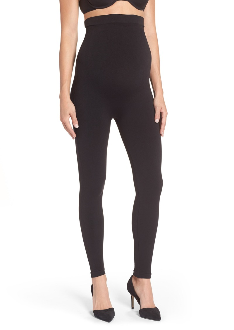 SPANX® Mama Look at Me Now Seamless Maternity Leggings