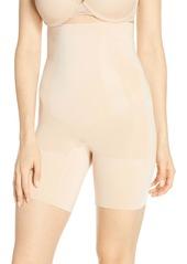 SPANX® OnCore High Waist Mid Thigh Shaper Shorts