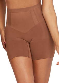 SPANX® OnCore Mid Thigh Shaper Shorts