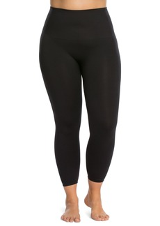 SPANX® Seamless Crop Leggings (Plus Size)