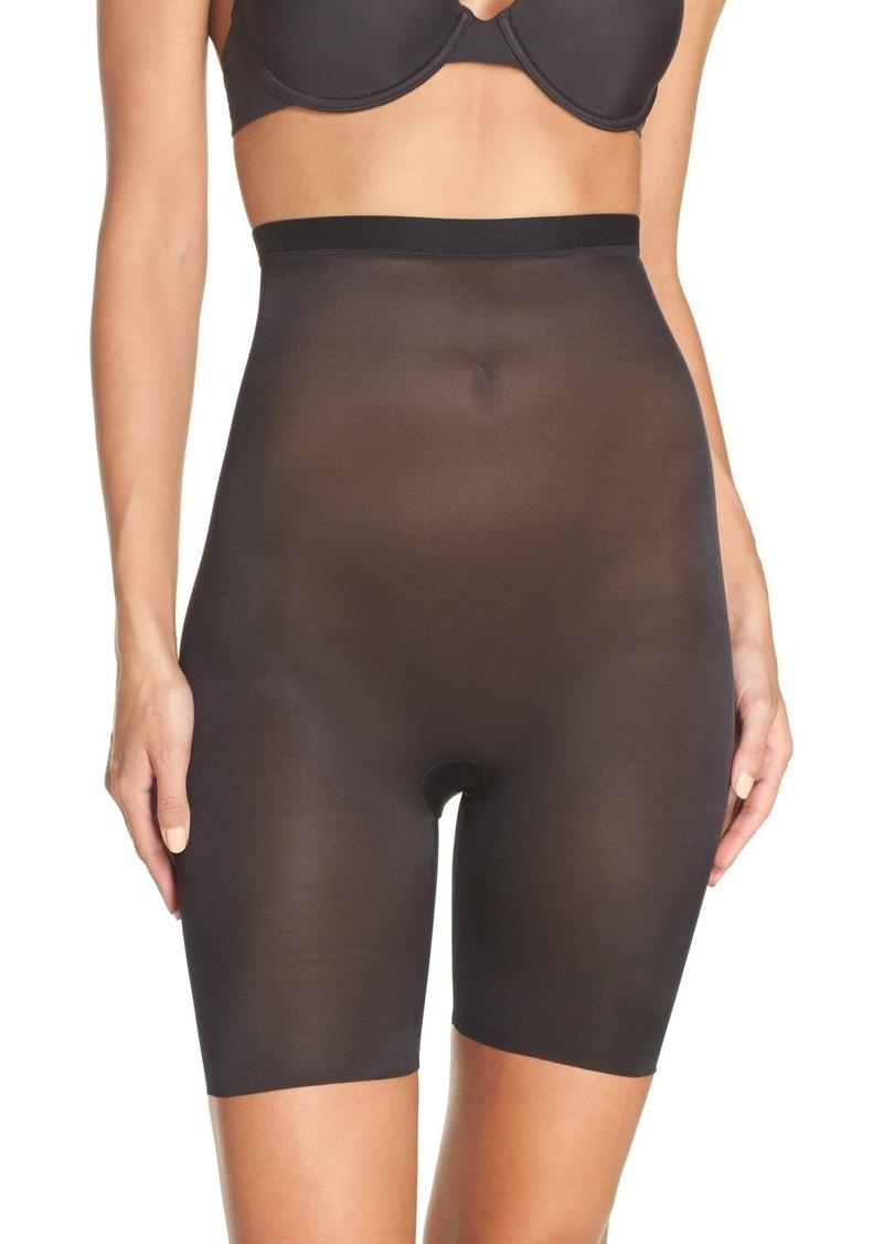 a43bae29d2 Spanx SPANX® Skinny Britches High Waist Mid Thigh Shorts   Intimates