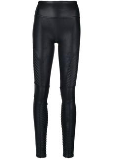 Spanx slim-fit leggings - Black