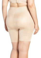 SPANX® Suit Your Fancy Booty Booster Mid-Thigh Shorts (Plus Size)