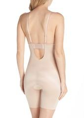SPANX® Suit Your Fancy Plunge Low-Back Mid-Thigh Bodysuit