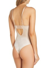 SPANX® Suit Your Fancy Plunge Low-Back Thong Bodysuit