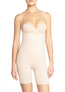 SPANX® Thinstincts® Open Bust Mid Thigh Bodysuit