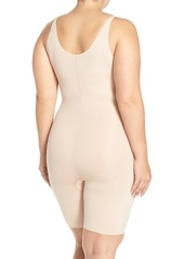SPANX® Thinstincts Open Bust Mid-Thigh Bodysuit (Plus Size)