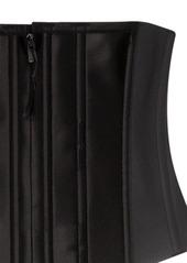 Spanx under sculpture waist cincher corset