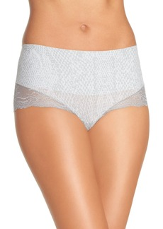 SPANX® 'Undie-Tectable' Lace Hipster Shaper Briefs