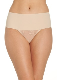 SPANX® Undie-tectable Lace Thong