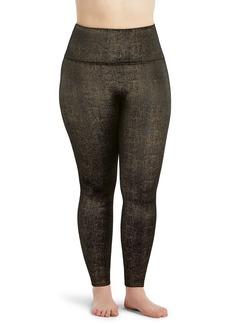 SPANX® Velvet Shine Leggings (Plus Size)