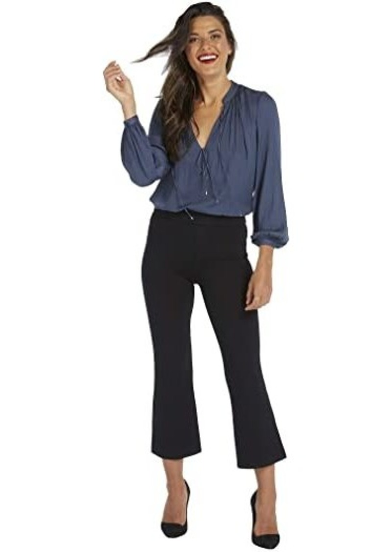 Spanx The Perfect Black Pant, Cropped Flare