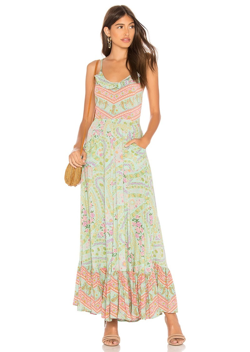 Spell & the Gypsy Collective City Lights Strappy Maxi