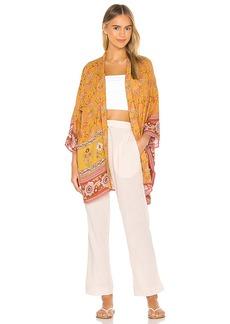 Spell & The Gypsy Collective Portobello Road Short Robe
