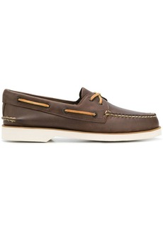 Sperry Top-Sider contrast stitched boat shoes
