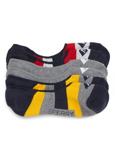 Sperry Top-Sider Sperry 3-Pack Cushion Liner Socks