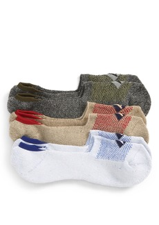 Sperry Top-Sider Sperry Assorted 3-Pack Liner Socks