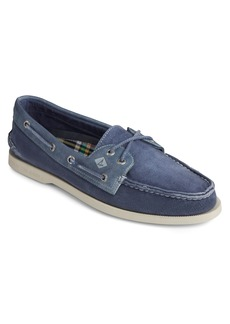 Sperry Top-Sider Sperry Authentic Original 2-Eyelet Garment Wash Boat Shoe (Men)