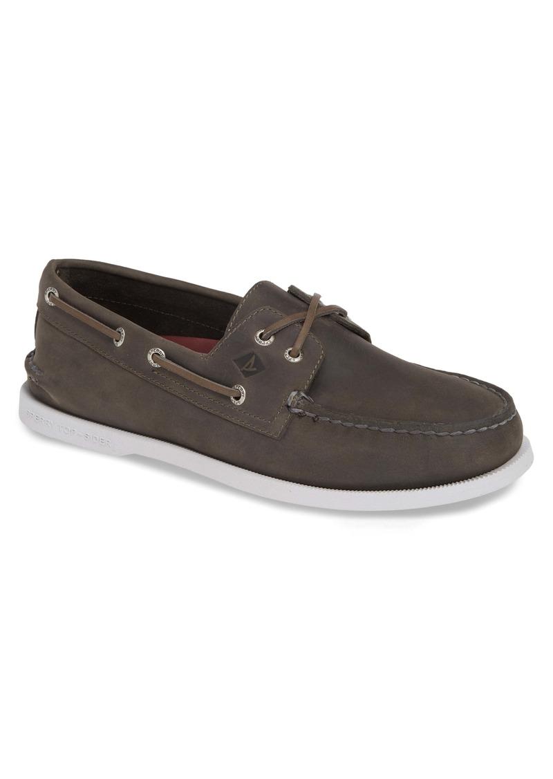 Sperry Top-Sider Sperry Authentic Original Cross Boat Shoe (Men)