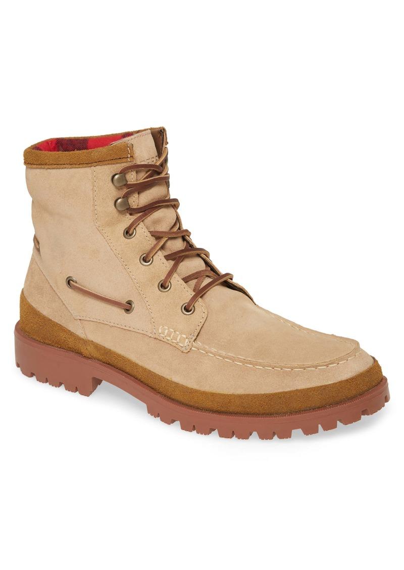 Sperry Top-Sider Sperry Authentic Original Waterproof Moc Toe Boot (Men)