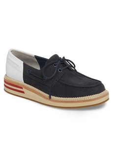 Sperry Top-Sider Sperry Cloud Colorblocked Boat Shoe (Men)