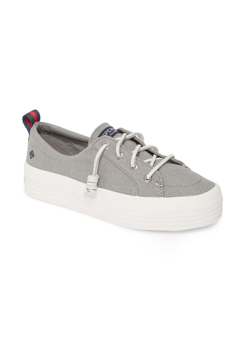 Sperry Top-Sider Sperry Crest Vibe Slip-On Platform Sneaker (Women)