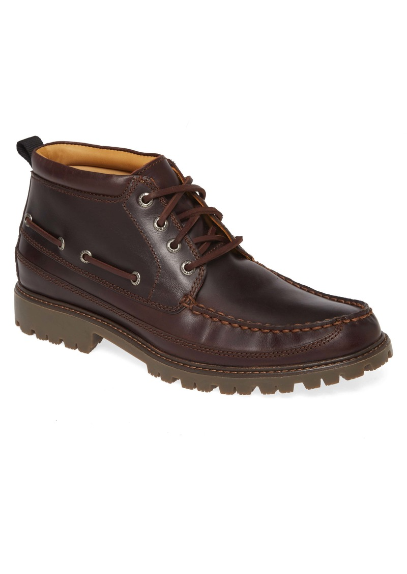 Sperry Top-Sider Sperry Gold Authentic Original Moc Toe Boot (Men)
