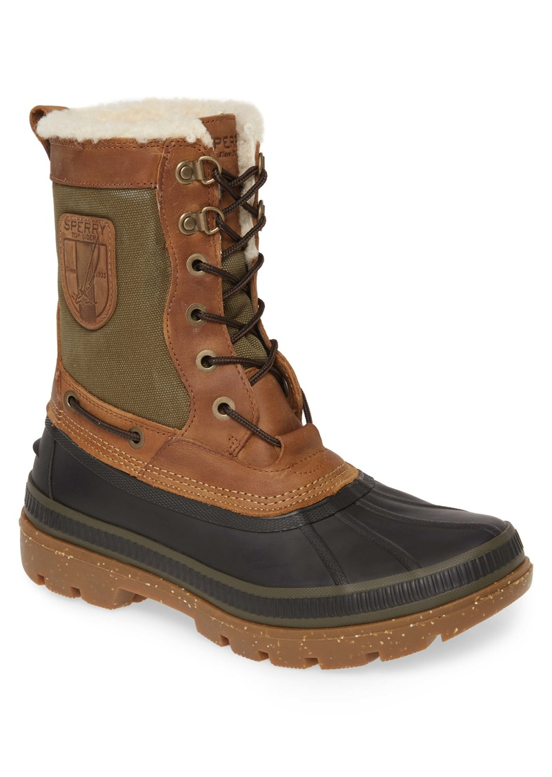 Sperry Top-Sider Sperry Ice Bay Tall Waterproof Snow Boot (Men)