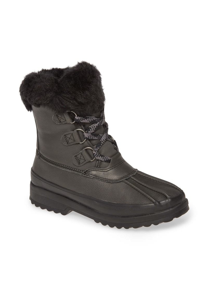 Sperry Top-Sider Sperry Maritime Faux Fur Snow Boot (Women)