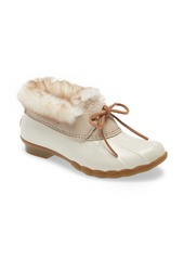 Sperry Top-Sider Sperry Saltwater Cozy Faux Fur Bootie (Women)