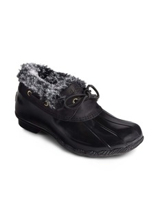 Sperry Top-Sider Sperry Saltwater Faux Fur Lined Boot (Women)