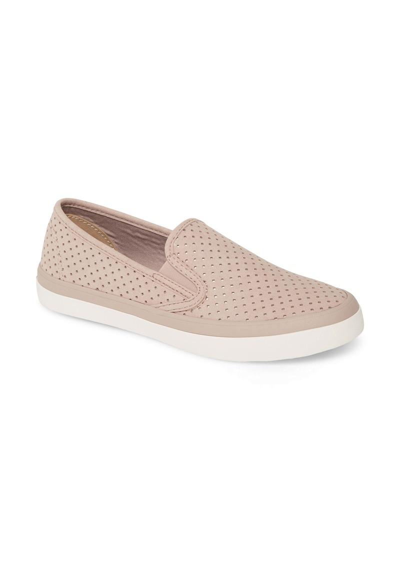 Sperry Top-Sider Sperry Seaside Perforated Varsity Slip-On Sneaker (Women)