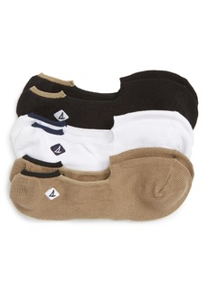 Sperry Top-Sider Sperry Skimmer 3-Pack Liner Socks
