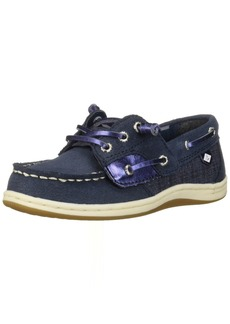 Sperry Top-Sider Girls' Songfish Jr Boat Shoe