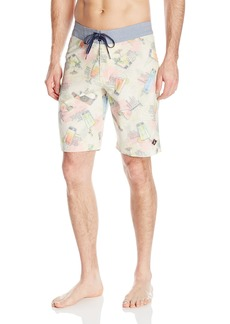 Sperry Top-Sider Men's 99 Bottles Of Rum Boardshort