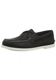 Sperry Top-Sider Men's A/O 2-Eye Perfed Boat Shoe  10 Medium US