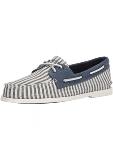 Sperry Top-Sider Men's A/O 2-Eye Washed Boat Shoe  13 Medium US