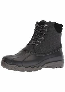 Sperry Top-Sider Men's Avenue Duck Wool Rain Boot